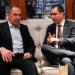 Serguéi Lavrov y Jorge Arreaza durante un encuentro en marzo de 2019. Foto: HispantTV.