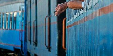Ferrocarril cubano. Foto: Abel Rojas Barallobre / Cubahora / Archivo.