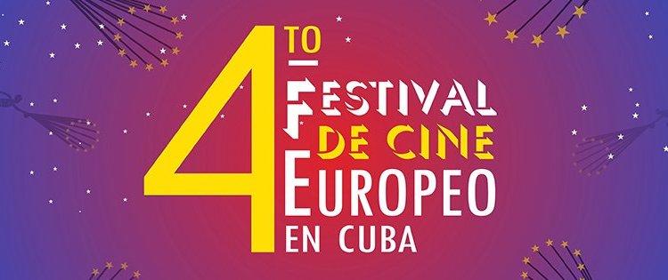 4to festival de cine europeo en Cuba