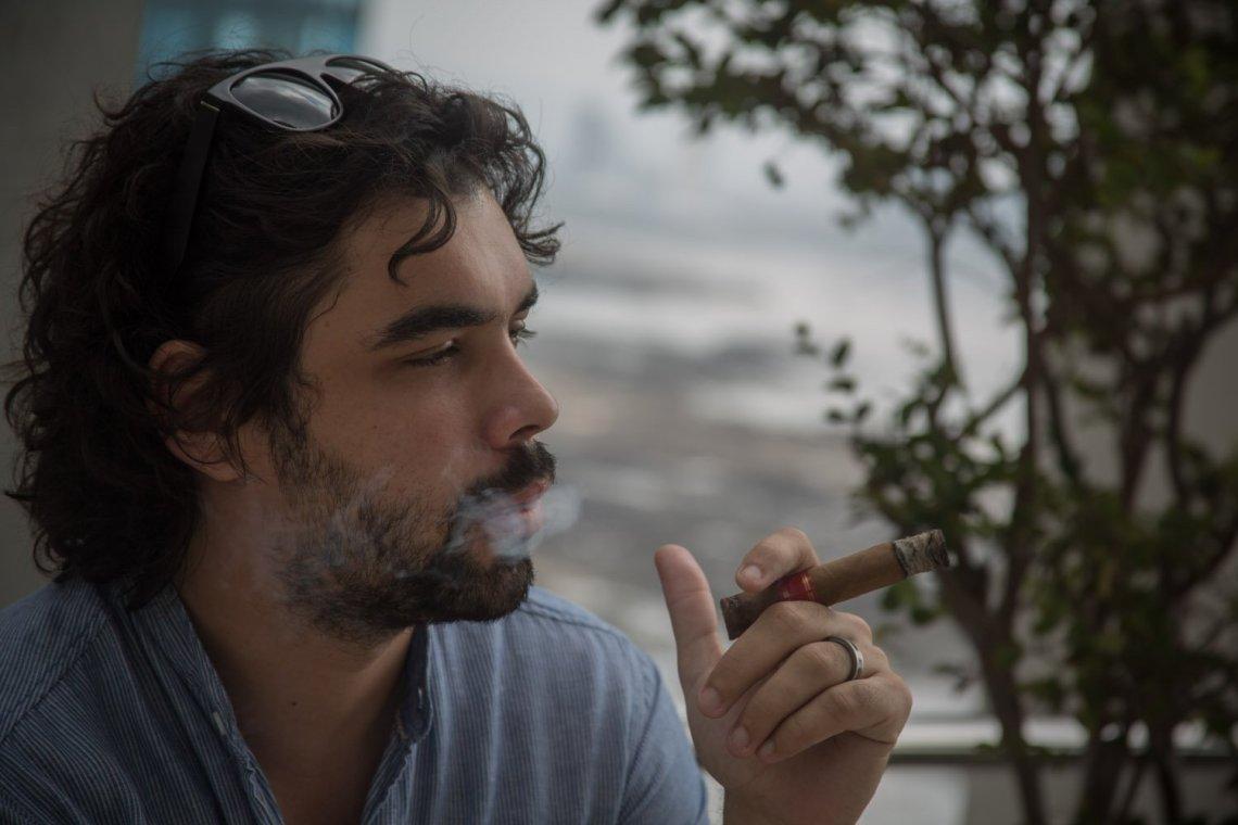 Carlos Lechuga. Foto: Escritores.org