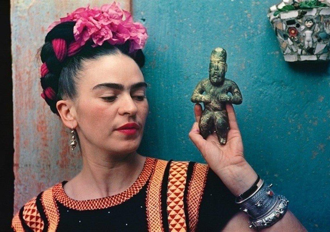 Frida Kahlo (1907-1954).