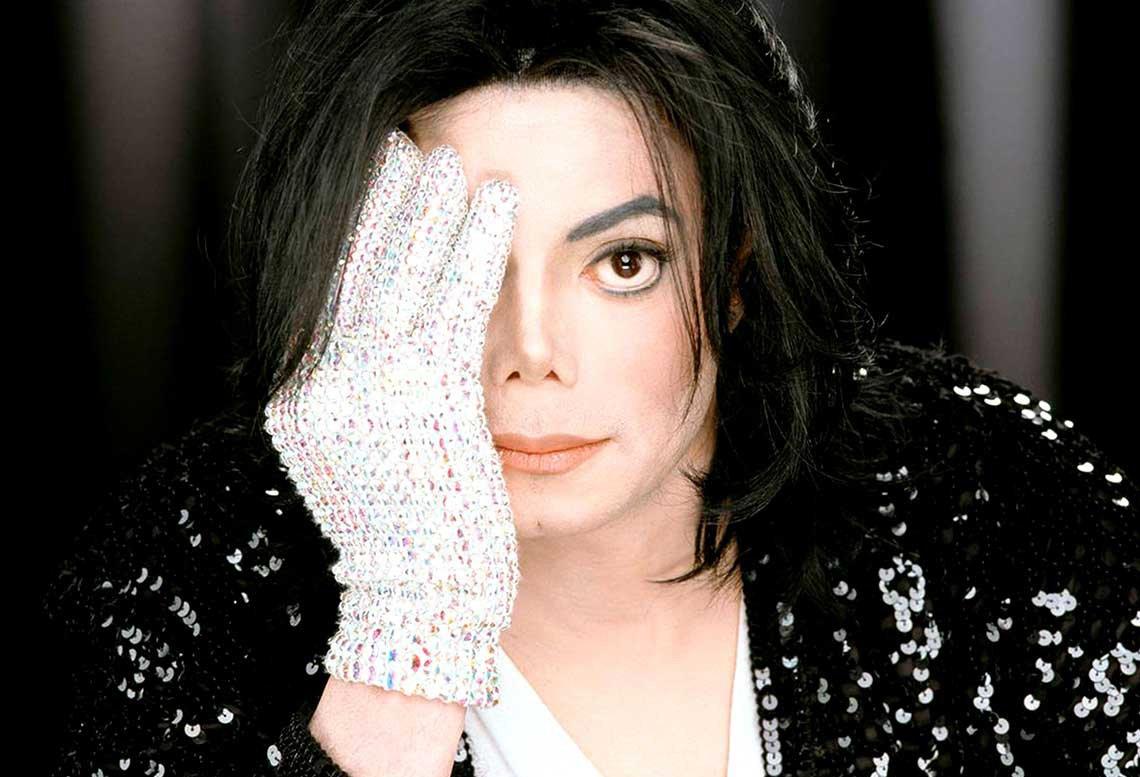 Michael Jackson. Foto: Joseph Fiennes Show.