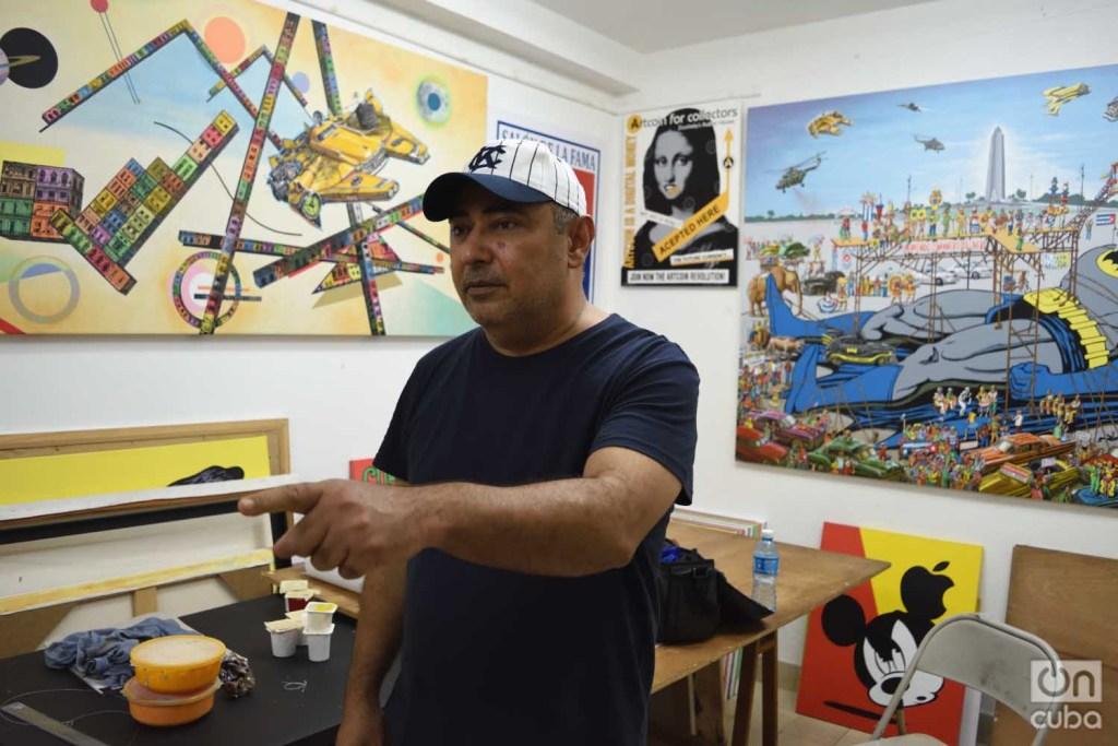 Reyneiro Tamayo. Foto: Otmaro Rodríguez