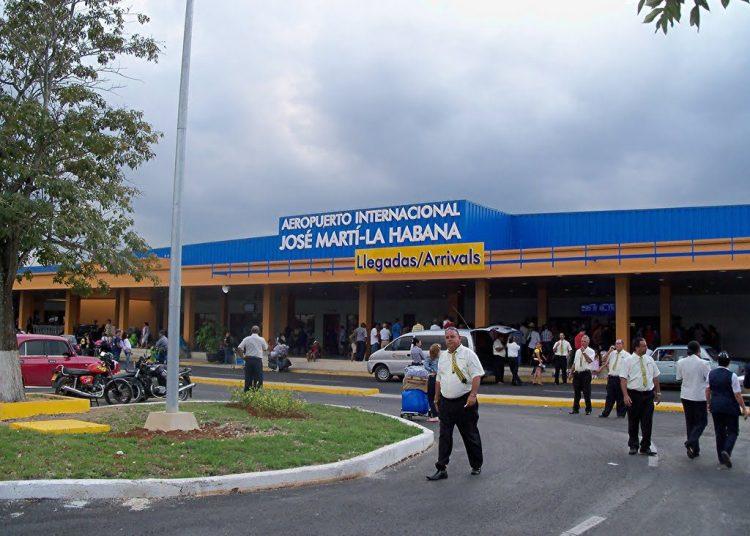 """Aeropuerto Internacional """"José Martí"""", de La Habana. Foto: aeropuertos.net"""