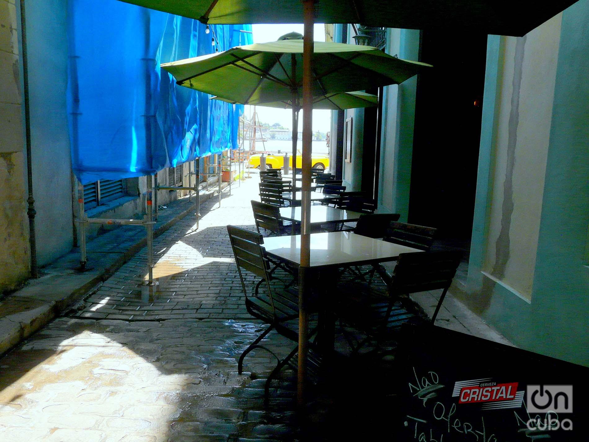 Bar restaurante Nao. Foto: Ángel Marqués Dolz.