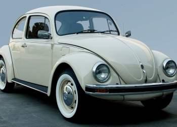 El célebre Escarabajo de Volkswagen. Foto: Visionmotor.