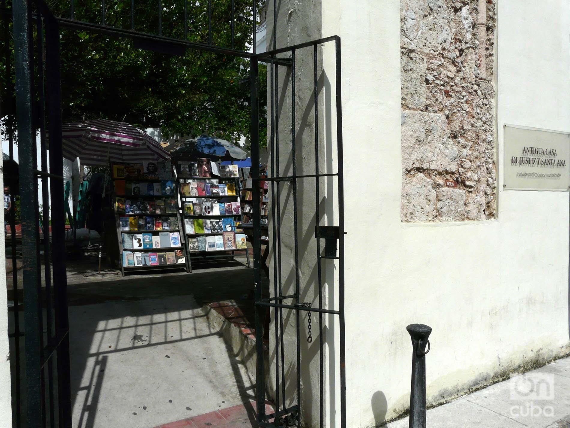 Feria de curiosidades. Foto: Ángel Marqués Dolz.