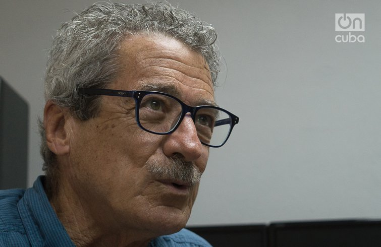 Fernando Pérez. Foto: Otmaro Rodríguez.