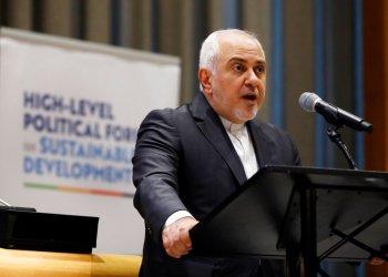 El ministro de Exteriores de Irán, Javad Zarif. Foto: Richard Drew / AP / Archivo.