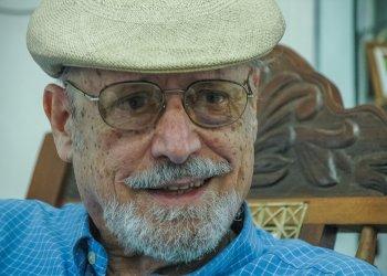 Roberto Fernández Retamar. Foto: Kaloian.