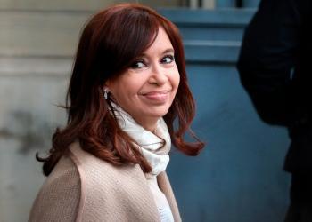 La expresidenta y senadora argentina Cristina Fernández. Foto: CNN / Archivo.