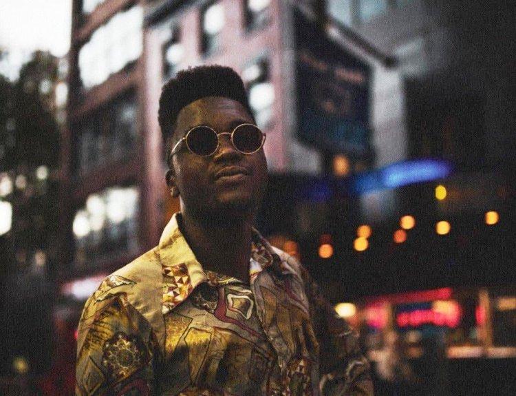 Cimafunk en Nueva York. Foto: Sama Dizayee.