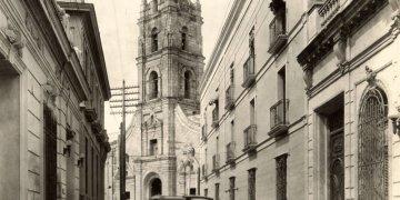 Vista de la ciudad de Camagüey, en las primeras décadas del siglo XX. Foto: http://cultureandhistory.revistas.csic.es / Archivo.