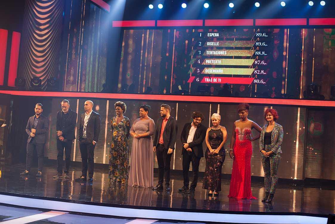 Participantes Concurso Adolfo Guzmán 2019