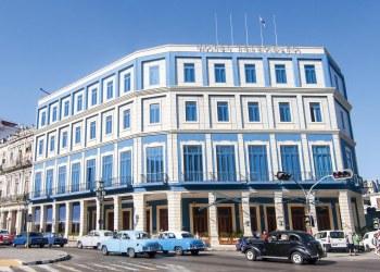 Hotel Telégrafo de La Habana. Foto: Cristian Pinzón / panorama2go.com
