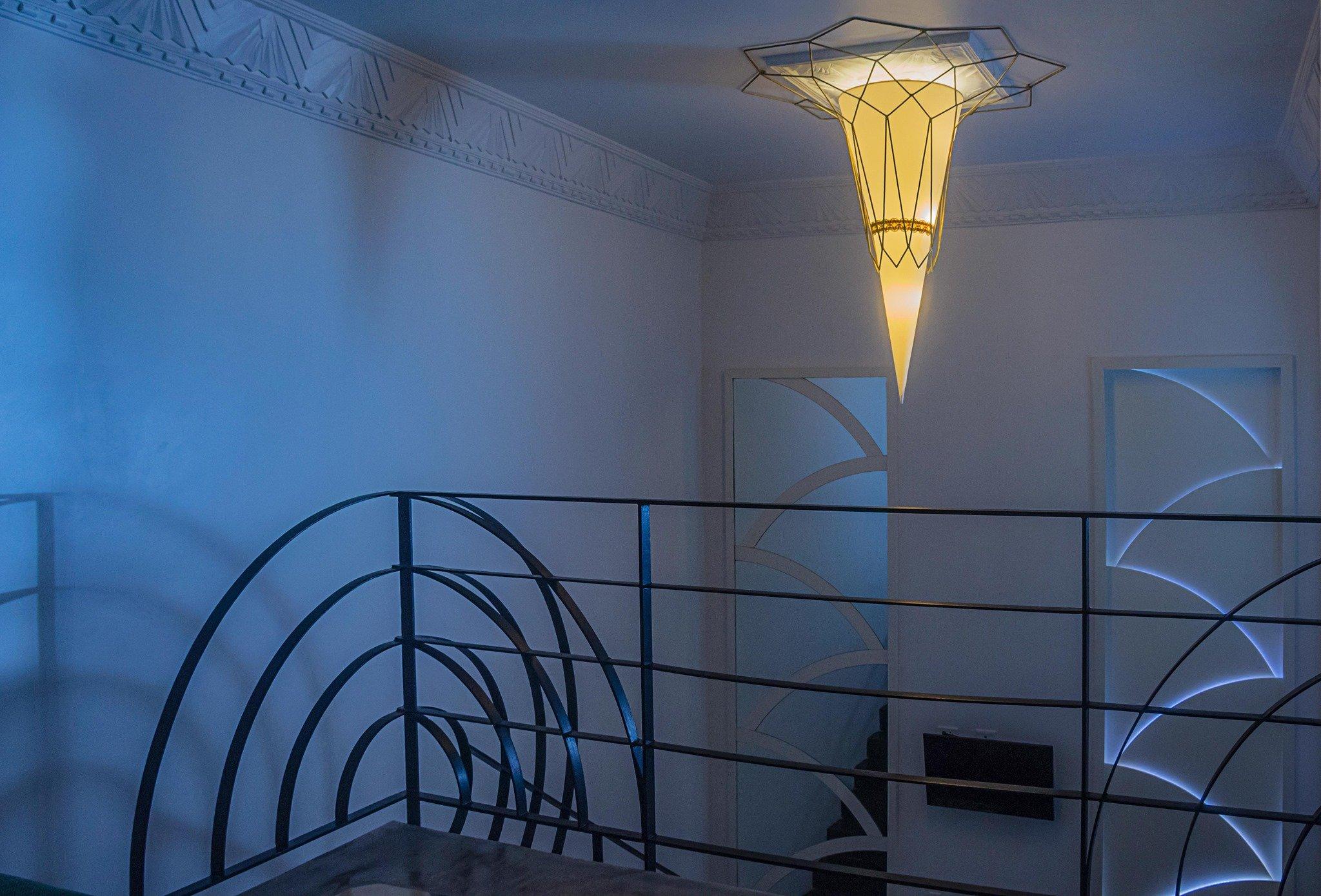 Lámpara-Darío Veranes