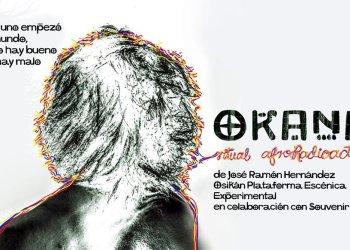 Okana, estreno de Osikán-plataforma escénica experimental.