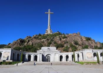 Valle de los Caídos. Foto: EFE.