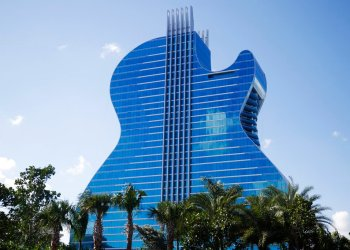 El Seminole Hard Rock Hotel and Casino en Hollywood, Florida. (AP Foto/Brynn Anderson)