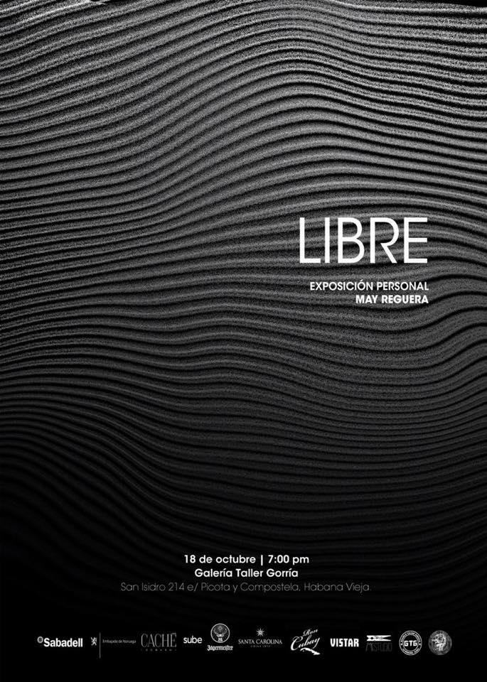 Exposición #Libre-cartel