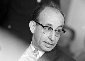 El político, académico y periodista cubano Raúl Roa en 1961. Foto: Jack de Nijs / Anefo / commons.wikimedia.org