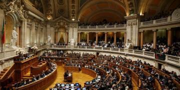 Imagen del Parlamento portugués. Foto: Assembleia da República.