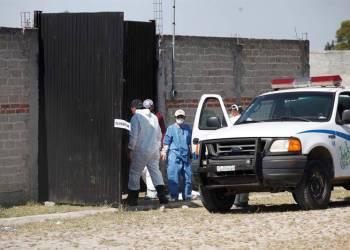 Los cuerpos de dos cubanos fueron hallados en el interior de un cuarto que alquilaban en México. Foto: www.cronica.com.mx/