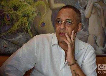 Isaac Delgado. Foto: Otmaro Rodríguez.