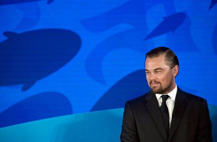 El actor y activista Leonardo DiCaprio. Foto: AP.