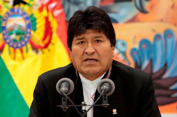 El presidente boliviano Evo Morales. Foto: larazon.es
