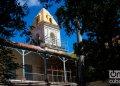 Convento de Santa Clara, en el centro histórico de La Habana, el lunes 4 de noviembre de 2019. Foto: Otmaro Rodríguez.
