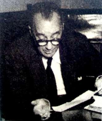 José R. Hernández Figueroa, abogado, profesor universitario y periodista cubano. Foto: Archivo.