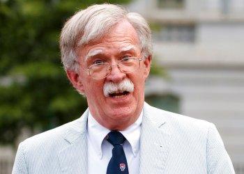 Fotografía de archivo del ex asesor de seguridad nacional John Bolton en la Casa Blanca, en Washington. Foto: Carolyn Kaster / AP / Archivo.