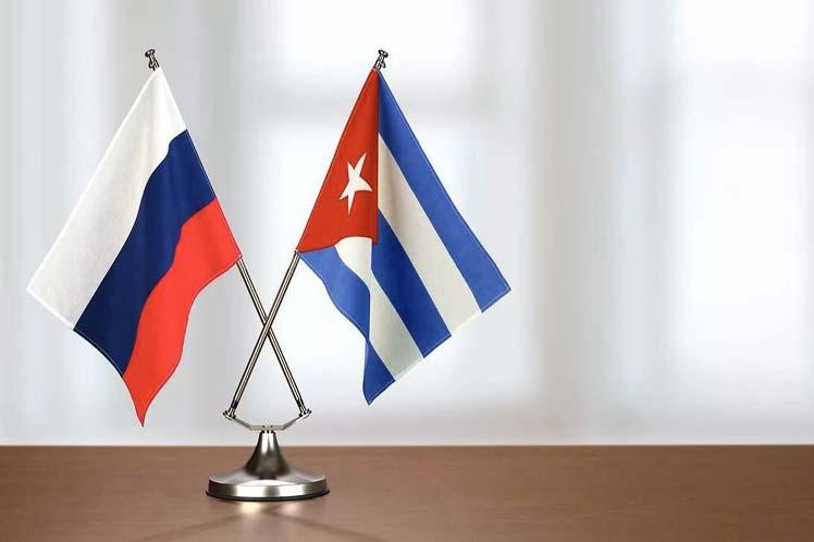 Rusia manifiesta su total apoyo a Cuba. Foto: Tomada de Prensa Latina.