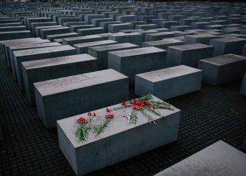 El Monumento del Holocausto en Berlín. Foto: Markus Schreiber/AP.