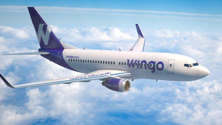 Avión de la aerolínea colombiana de bajo costo Wingo. Foto: conocedores.com