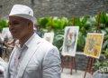 Lesmes Larroza, director de la Academia San Alejandro, durante el Taller Culinario Internacional Cuba Sabe 2020. Fotos: Otmaro Rodríguez.