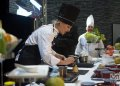 Clase práctica durante el Taller Culinario Internacional Cuba Sabe 2020. Fotos: Otmaro Rodríguez.