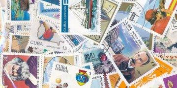 Sellos cubano. Foto: e-filateliacarrasquilla.net