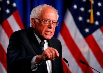 Bernie Sanders. Foto: Patrick Semansky/AP.