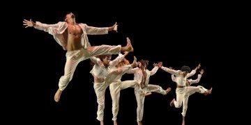Danza Contemporánea de Cuba. Foto: Mezzo.