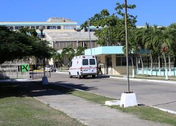 """Entrada del Instituto de Medicina Tropical """"Pedro Kourí"""", de La Habana. Foto: instituciones.sld.cu/ipk/Archivo."""