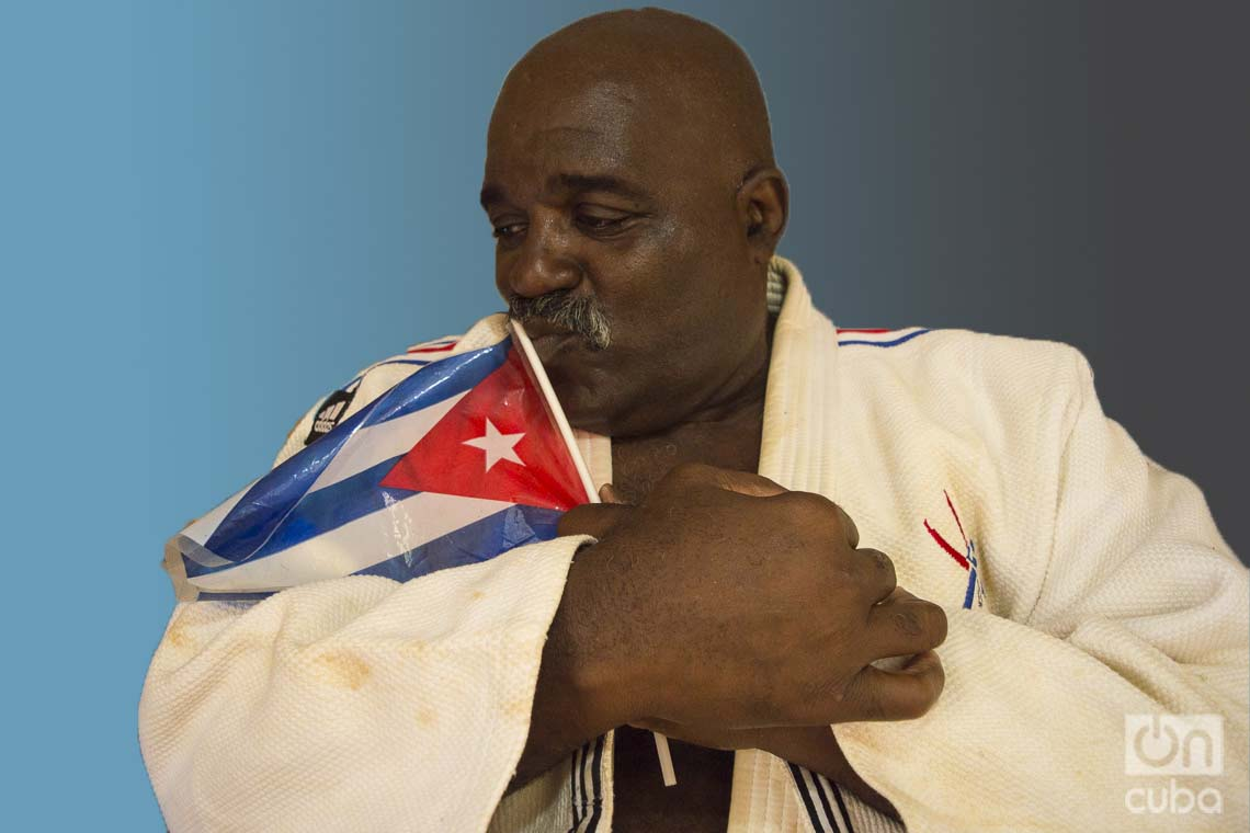 Jorge Fiss. Foto: Otmaro Rodríguez.