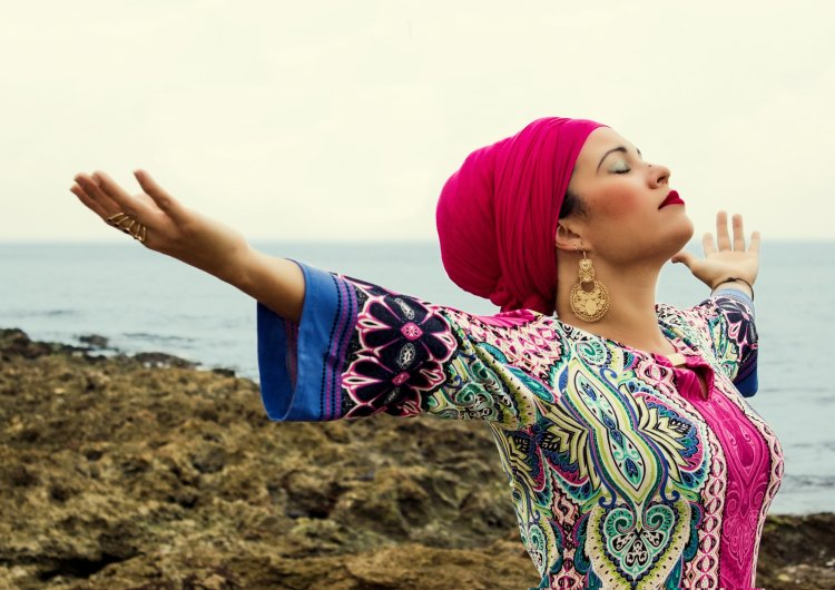 La rapera cubana Telmary. Foto: dcubanos.com / Archivo.