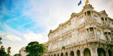 Embajada de España en La Habana. Foto: onlinetours.es / Archivo.