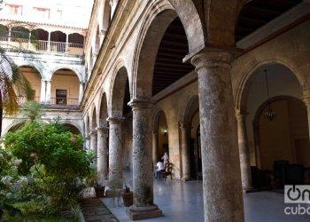 El Centro Cultural Félix Varela. Foto:  Otmaro Rodríguez