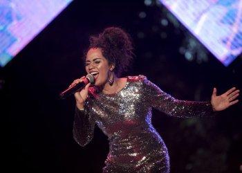 La cantante cubana Eme Alfonso. Foto: Perfil de Facebook de la artista.