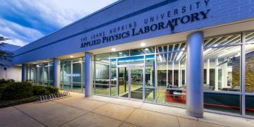 El Laboratorio de Física Aplicada de la Universidad Johns Hopkins, Maryland. Foto: The Business Journal.