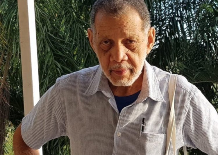Senobio Faget González (Puri). Foto tomada del perfil de Facebook de la Escuela Internacional de Cine y Televisión de San Antonio de los Baños, EICTV.