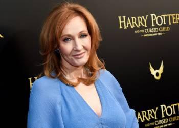 J.K. Rowling, autora de la serie de libros sobre el niño mago Harry Potter. Foto: Evan Agostini / Invision / AP / Archivo.